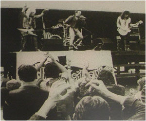 Wolfsbane headline the 1985 event.