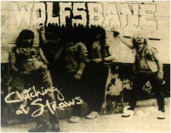 Wolfsbane – Clutching At Straws/5 a.m. (Bad Moon Records)